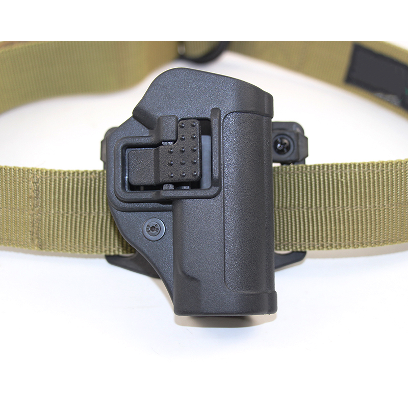 ISPC Military Airsoft Tactical Pistol Holster For Walther PPK Gun Belt Holster Paddle Loop Serpa Concealment Hunting Accessories image