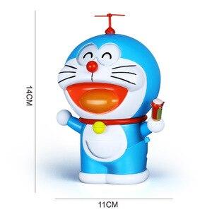 Image 2 - หน้าเปลี่ยนตุ๊กตาญี่ปุ่นDoraemonของเล่นเขย่าDream Pocket Action Figureของเล่นเด็กตัวเลขการกระทำและของเล่น