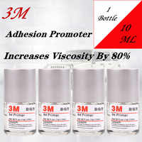 Special price 3M adhesive Primer Adhesion promoter 10ML increase the adhesion Car Wrapping Application Tool car styling for tape