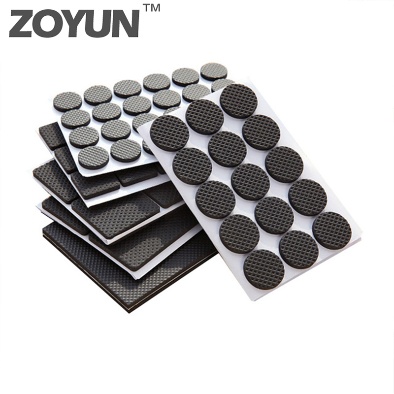 Chair Table Mat Foot Cover Floor Furniture Sofa Table And Chair Stool Mute Wear-resistant Non-slip Table Leg Protection Pad