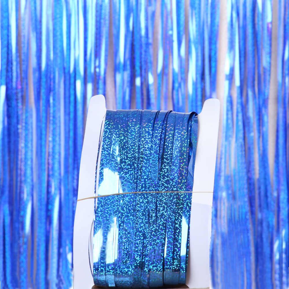 Telón de fondo para Bodas de oropel de 3M, cortina brillante para decoración de fiestas, cumpleaños y bodas, telón de fondo para fotografía, telón de fondo