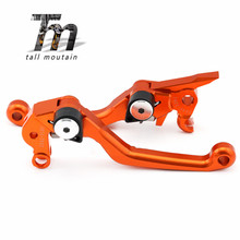 Pivot Brake Clutch Lever For KTM 125 150 144 200 250 450 505 XCF EXC XC SX SXF XC-W SX-R  Motorcycle Dirt Bike CNC Pivot cnc pivot dirttbike brake clutch levers for ktm 525 300 450 250 exc 250 exc f 505 450 xc f 400exc r 505 250 sx f