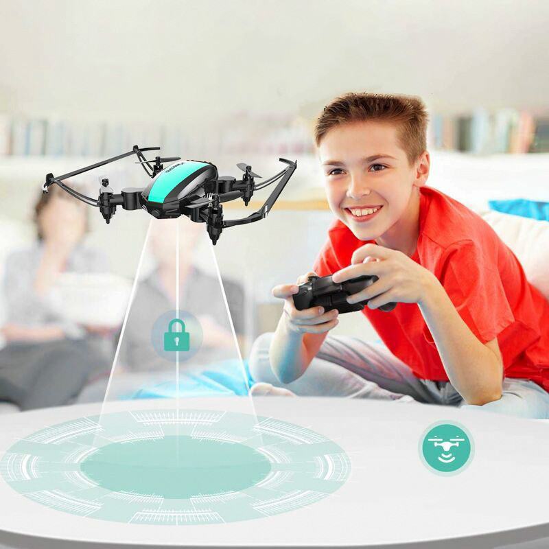 Rc Fixed Height Drone Profissional  Remote Control Quadcopter Toy Electric Flying Toy Christmas Usb Gift