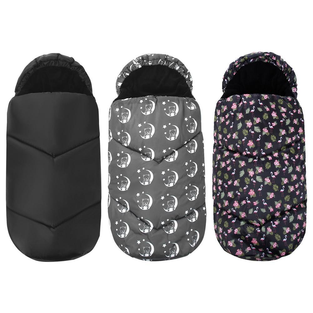 Stroller Baby Sleeping Bag Footmuff Universal Windproof Snow Windproof Adjustable Baby Sleeping Bag Waterproof And Non Slip