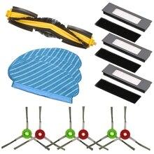 Robot Stofzuiger Hepa Filter Belangrijkste Roller Zijborstel Mop Doek Voor Ecovacs Deebot Ozmo 950 920 Robotic Stofzuiger onderdelen