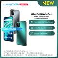 UMIDIGI A9 Pro смартфон разблокированый 32/48MP Quad Camera 24MP селфи-камера с возможностью съемки видео 4GB 64GB/6 ГБ 128 Helio P60 6,3