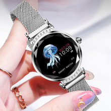 LIGE New Luxury Smart Watch Fitness Bracelet Women Blood Pressure Heart Rate Monitoring Wristband Lady Watch Gift For Friend+box