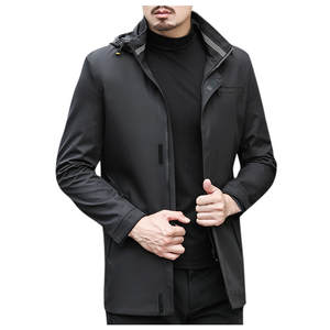 JAYCOSIN Men's Autumn Winter Jackets Jaqueta Masculino Solid Casual Outdoor Windbreaker Warm Jacket Coat Chamarra Hombre 19AUG19