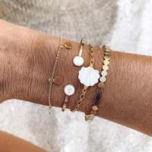 Модный новый браслет chenfan в европейском и американском стиле