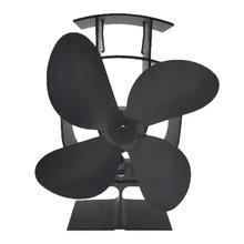 В энергию без использования батареи или электричества вентилятор для печи, работающий от тепловой энергии тихий вентилятор для печи, работающий от тепловой энергии камин