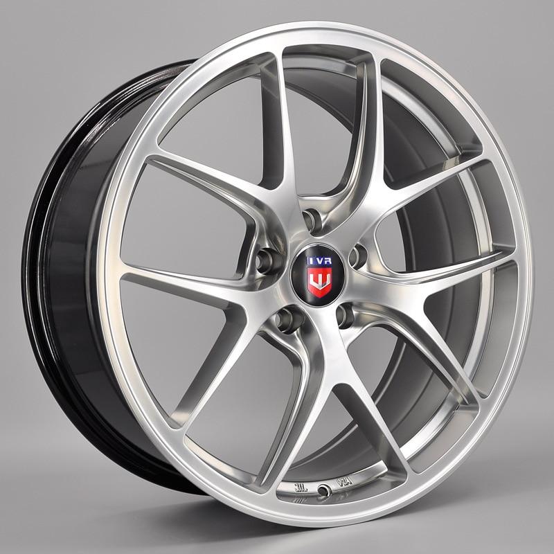 Reiz-ruedas modificadas para coche de Golf, llanta de aleación de aluminio aplicable de 17 pulgadas, 18 pulgadas y 19 pulgadas