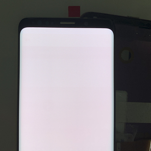 Image 5 - SUPER AMOLED has the Burn Shadow LCD with Frame for SAMSUNG Galaxy S9 G960 S9 Plus G965 Touch Screen Digitizer Assembly