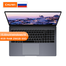CHUWI Original LapBook Plus 15.6 Inch 4K HD Screen Laptop Intel X7 Quad Core DDR4 8GB 256GB SSD Windows10 Dual M.2 SSD Expansion