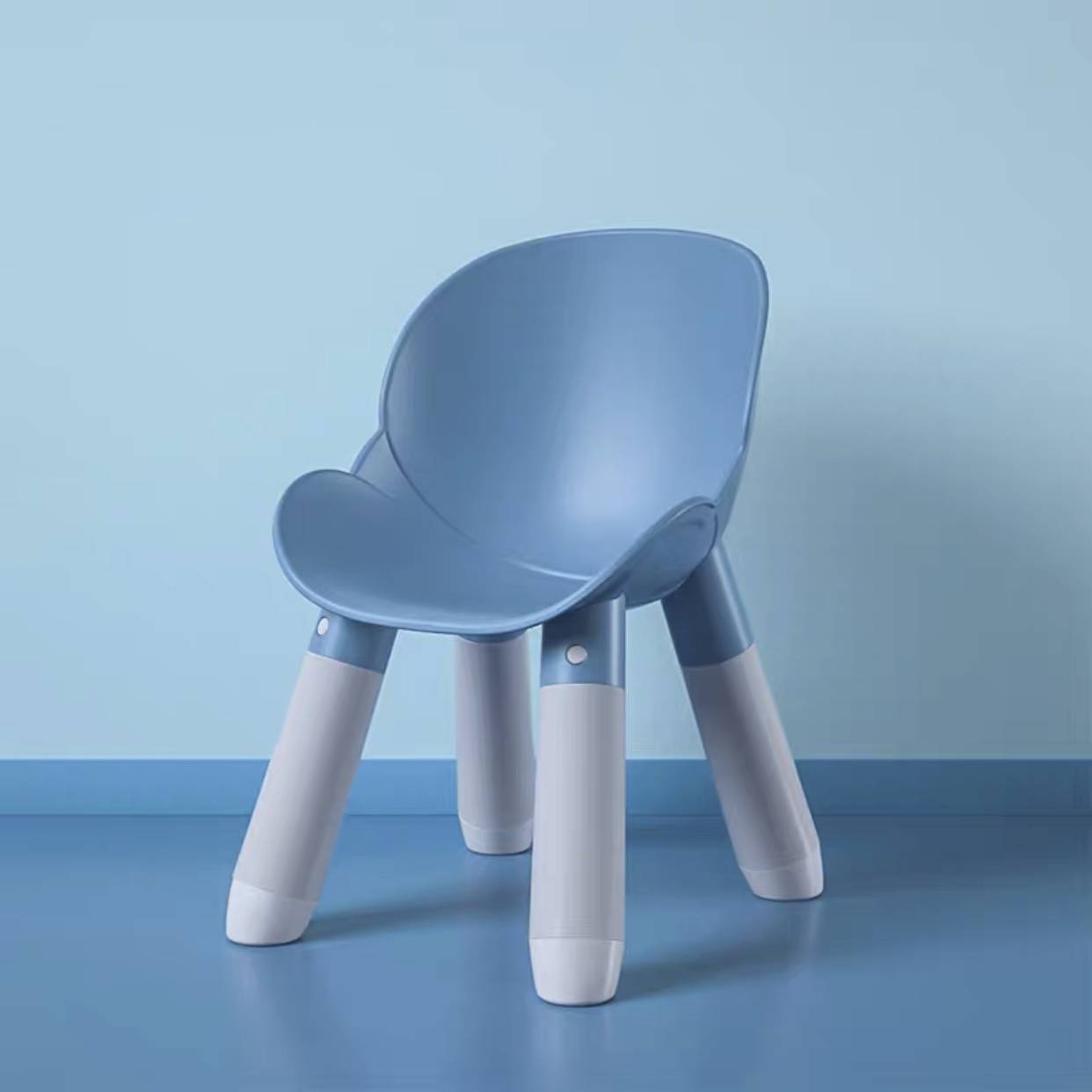Child Chair Furniture Silla De Comer Para Bebe Back Kindergarten кухонный Seat Bench Student Plastic Chairs Home детский стул