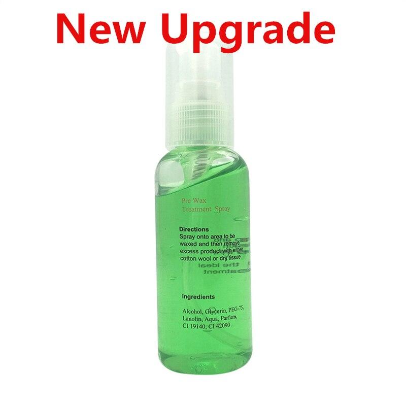 Smooth Body Hair Removal Spray PRE & After Wax Treatment Spray Liquid Hair Removal Remover Waxing Sprayer 2