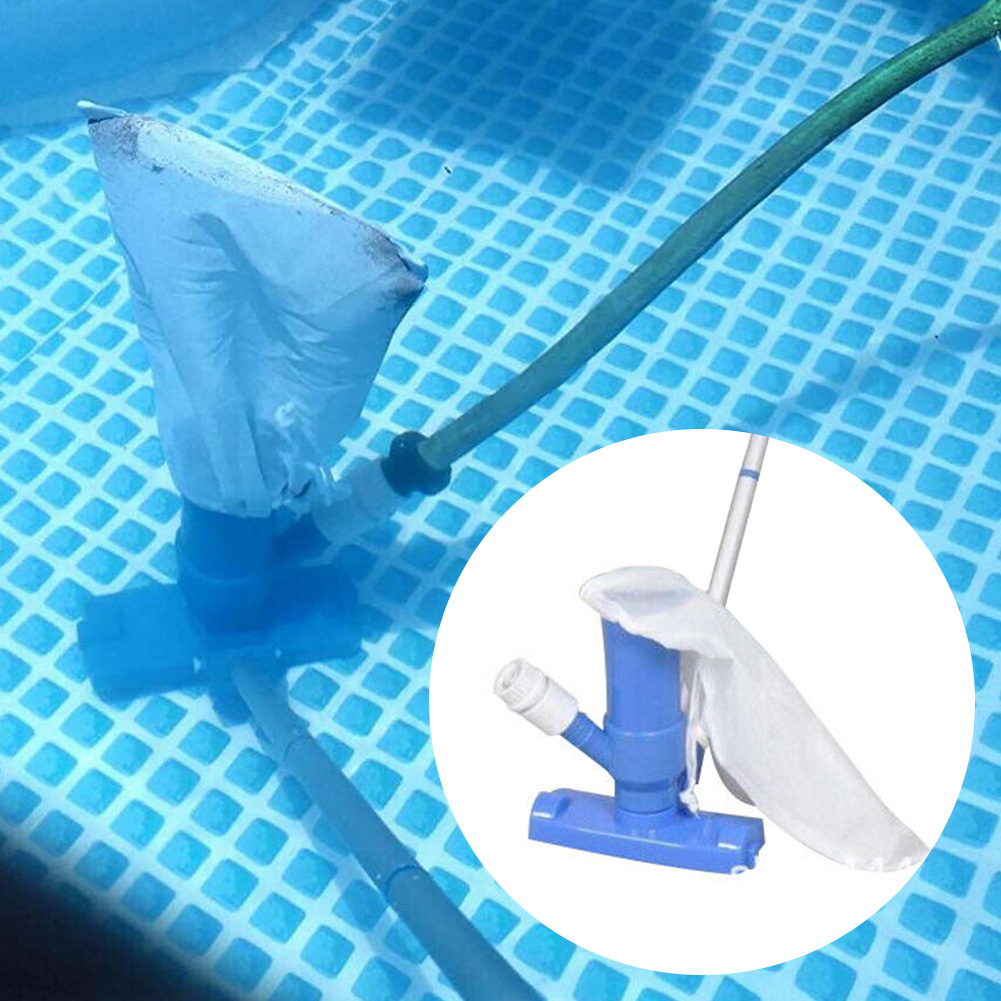 Jet Pond Spa Mini Swimming Pool Vacuum Cleaner Suction Practical Durable Accessories Home Cleaning Tool Flexible Fountain