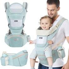 Portabebé ergonómico para bebé de 0 a 48 meses, porta bebés para bebé, cabestrillo para bebé 3 en 1, frontal, ergonómico, canguro, eslinga para llevar a bebé
