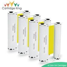 Cartouche couleur lnk King 6*4 pouces, pour imprimante Canon selfie CP1300 CP1200 CP1000 CP910 CP900, impression Photo compacte 4PK