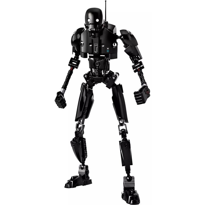 Star Wars Boba Fett Darth Maul Kylo Stormtrooper Phasma Ren Rey Vader Model Assemble Figure Construction Toys For Children 22