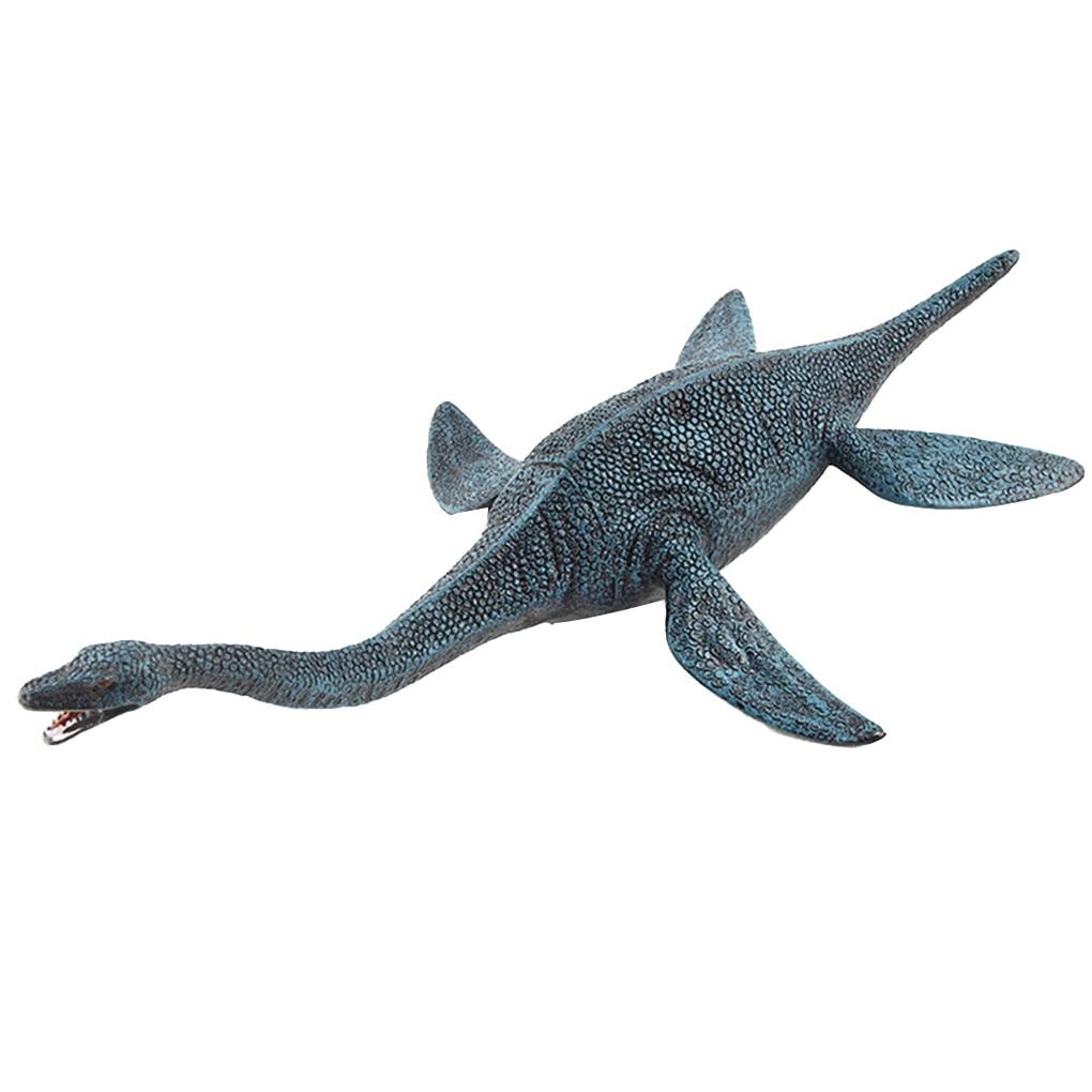 Dinosaur Toys Biological Educational Plastic Simulated Plesiosaurus Dinosaur Model Kids Children Toy Gift For Boys