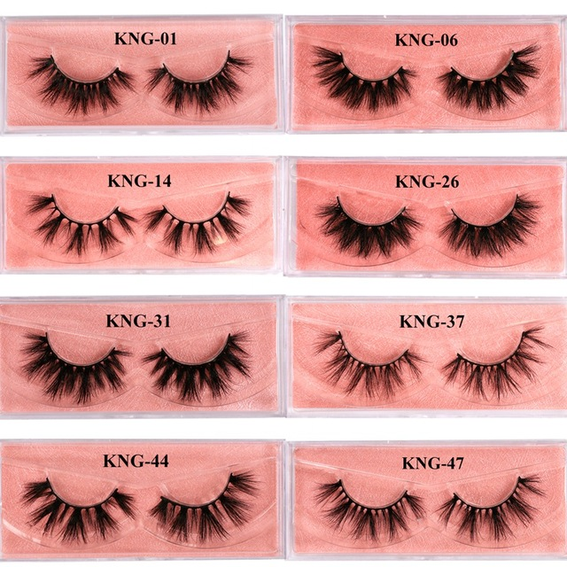 Eyewin False Eyelash 3D Mink Lash 100% Cruelty Free Lashes Cilios Dramatic Reusable Natural Eyelashes Popular Fake Lashes Makeup 1