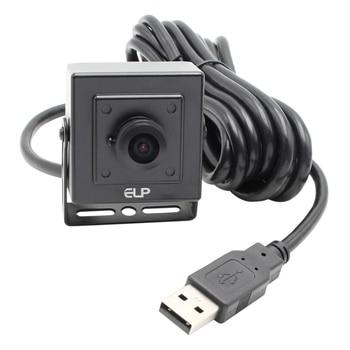 ELP 3264(H) X 2448(V) 8Megapixel SONY IMX179 High Definition Mini Wide angle CCTV Fisheye USB Camera 8MP
