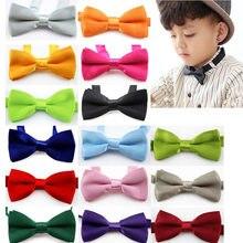 Laço de borboleta para crianças, acessórios de casamento, gravata borboleta, presente, gravata borboleta, festa, atacado, ca43