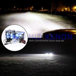 Image 5 - AC 55W البدء السريع في Canbus الصابورة HID زينون تحويل مجموعة مصابيح سيارة 12V H1 H3 H7 H11 9005 HB3 9006 HB4 H4 4300K 6000K 8000K