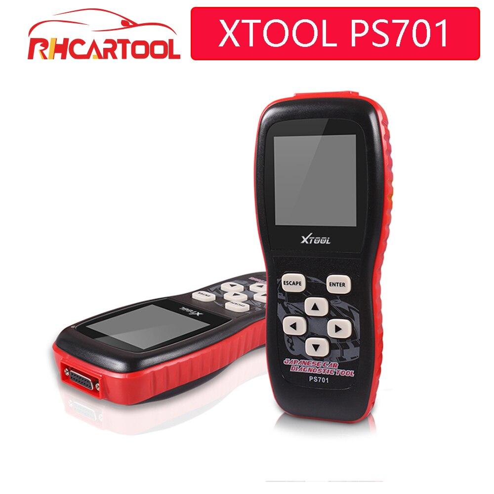 2018 Auto diagnostic scanner tool Original Xtool PS701 JP Diagnostic Tool PS 701 OBD2 Diagnostic for