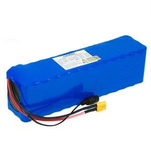 Image 2 - LiitoKala e bike akumulator 48v 10ah 18650 akumulator litowo jonowy zestaw do konwersji roweru 1000w XT60 wtyczka + 54.6v 2A ładowarka