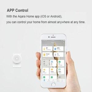 Image 3 - Блок управления умным домом Aqara Gateway 3 Zigbee, хаб для умного дома Xiaomi с функцией RGB ночного освещения, работает с приложением Mi home HomeKit