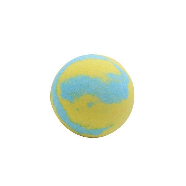 Multicolor Bath Ball Home Hotel Bathroom Spa Body Cleaner Bubble Fizzer Bath Bomb Handmade Birthday Gift For Girlfriend 5