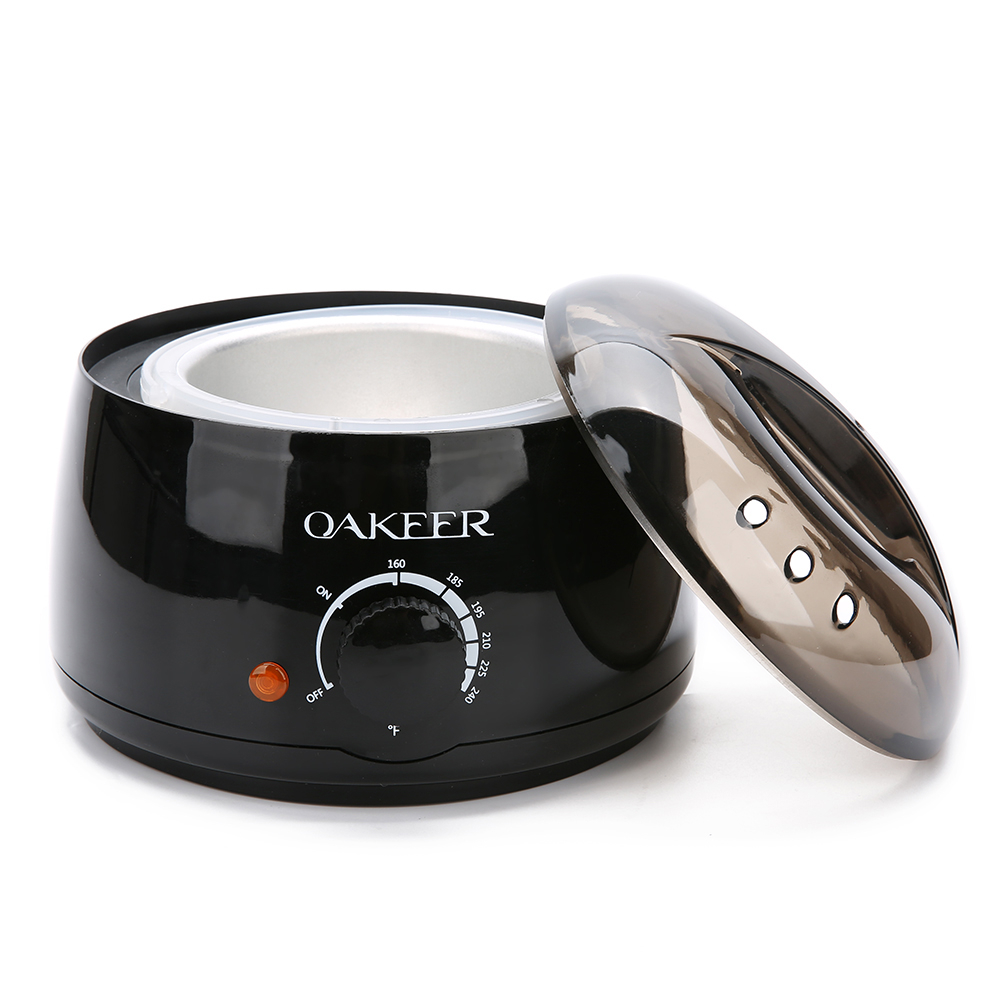 Oakeer Removal Wax-melt Machine Heater Depilator Wax Warmer SPA Hair Remover For Men And Women