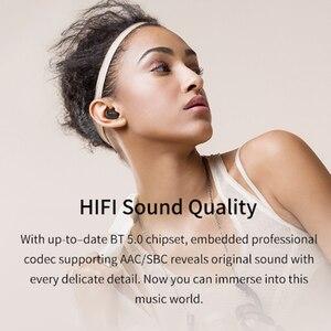 Image 5 - 2018 QCY T1 TWSหูฟังมินิบลูทูธหูฟังสเตอริโอไร้สายชุดหูฟังหูฟังพร้อมกล่องชาร์จMICสำหรับโทรศัพท์ทั้งหมด