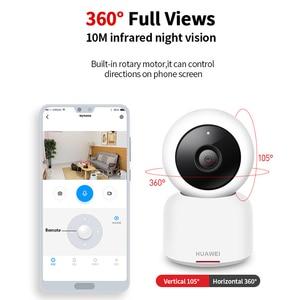 Image 3 - 화웨이 360 학위 카메라 와이파이 IP 무선 1080P HD 비디오 야간 투시경 홈 보안 휴머노이드 감지 스마트 미니 카메라