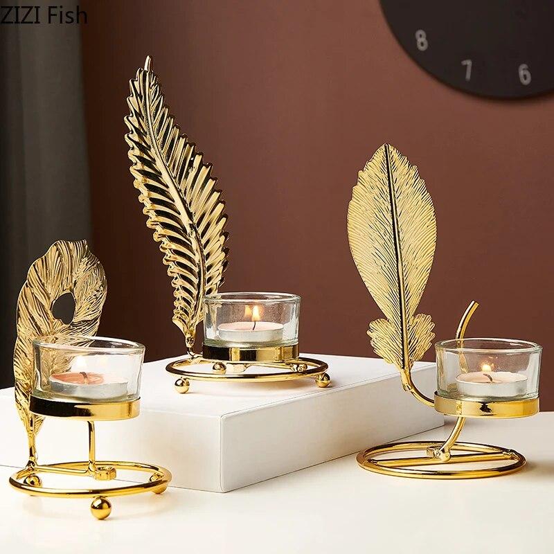 Table centerpiece candelabra party table decor