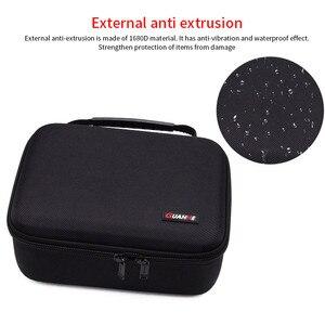 Image 4 - Чехол для хранения электронных гаджетов, сумка Органайзер для путешествий, чехол для HDD, USB флеш накопитель, цифровая сумка для хранения данных