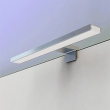 dropshipping LED Modern Mirror Light 5W AC90-260V Industrial Wall Lamp Bathroom Light Waterproof Chromed Aluminum