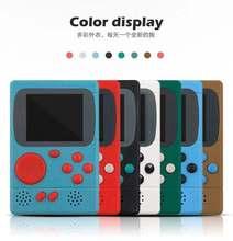 VICFINE Video Game Console 8 Bit Retro Mini Pocket Handheld Player Built-in 198 Classic Games for Child Nostalgic
