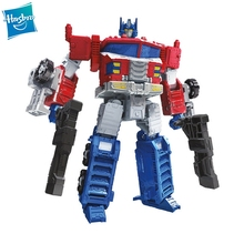 Hasbro Transformers filme Transformatoren: War für Cybertron C version Optimus Prime Galaxy Kraft Kinder spielzeug