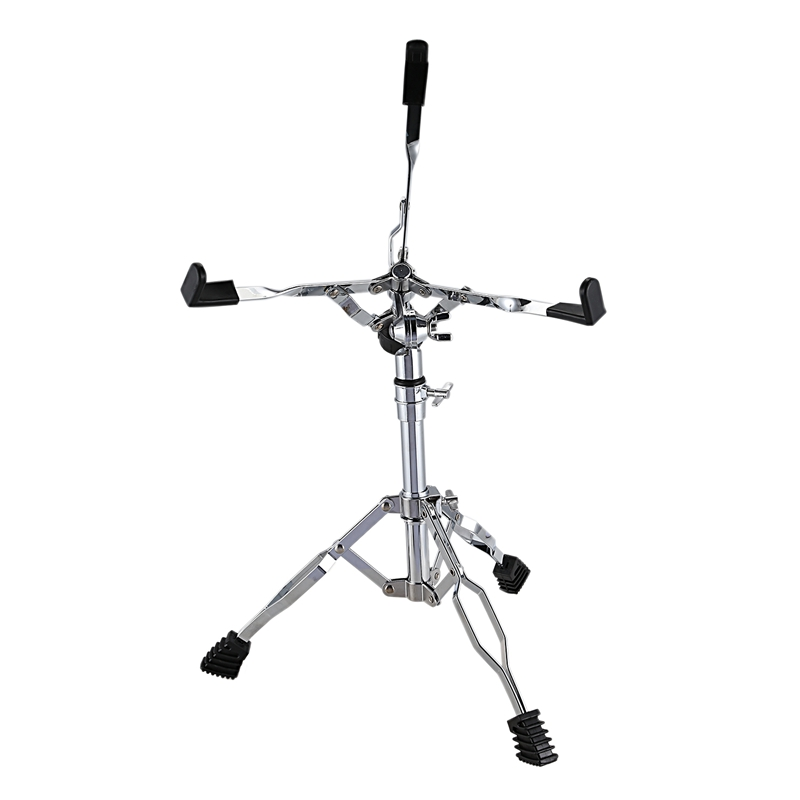 Dumb Stand Jazz Drum Rack Snare Drum Rack Drum Accessories Adjustable Hit Percussion Support Rack Drum Musical Instrument Access