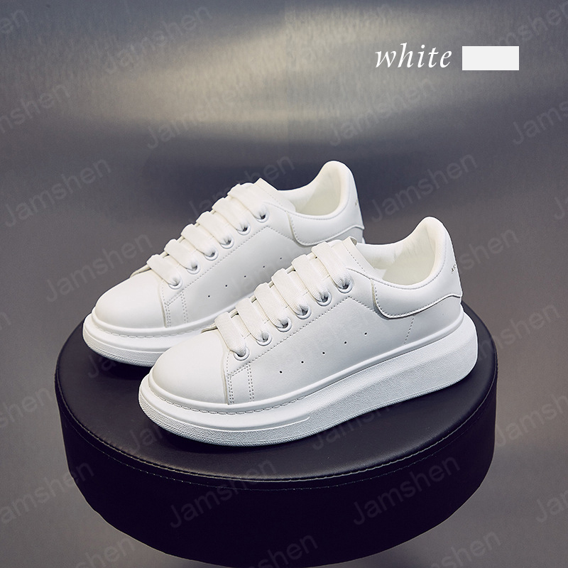Fashion Women Sneakers Autumn Leather Light White Sneakers Women Platform Vulcanize Shoes Spring Casual Breathable Sports Shoes|Women's Vulcanize Shoes| - AliExpress