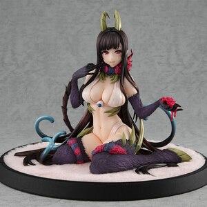 Image 2 - Revolve Ane Naru Mono Chiyo PVC Action Figure Anime Figure Model Toys Sexy Girl Figure Collection Doll Gift