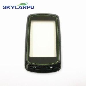 Image 1 - Skylarpu pantalla táctil capacitiva para Garmin Edge 810, 100%, GPS, para cronómetro de bicicleta, panel de Digitalizador de pantalla táctil