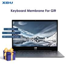 XIDU Tour Pro 12.5 Inch Laptop 128GB ROM 8GB RAM Intel 3867U 8th Gen Fast Speed Processor for Business with Backlight keyboard(China)