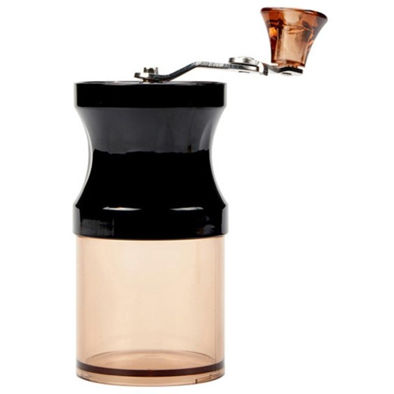 Retro Portable Manual Coffee Grinder Ceramic Core Spice Coffee Bean Grinder