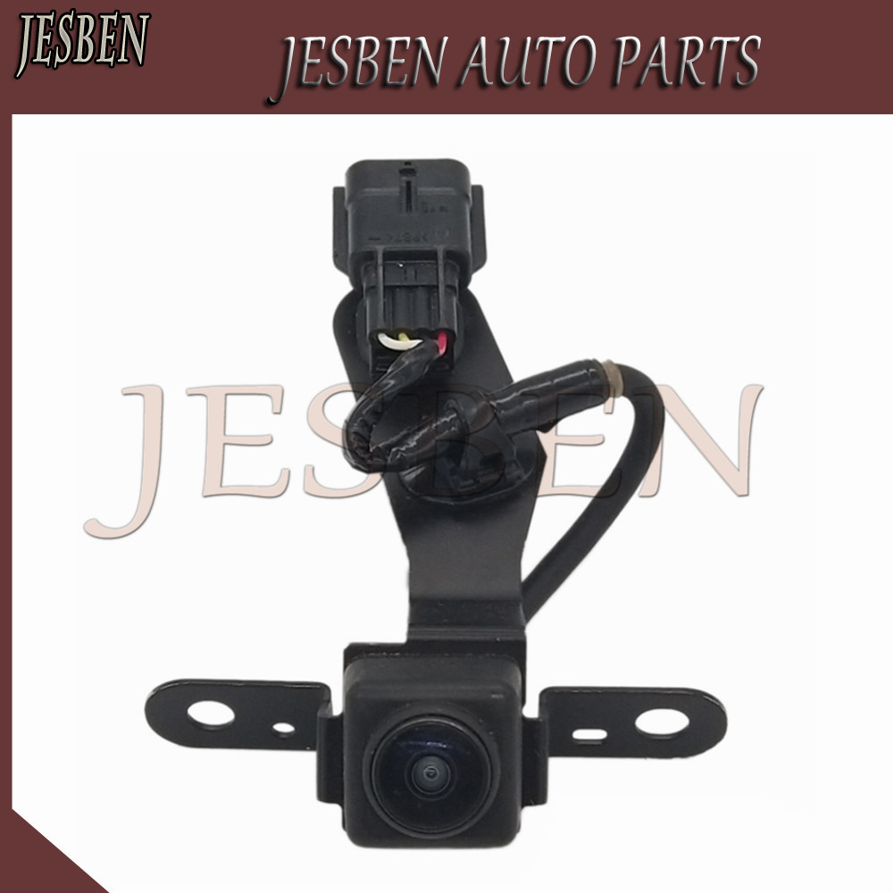 284F1-6FL0A New Car Front View Parking Camera Fit For Nissan X-TRAIL T32 ROGUE QR25DE 2016-2019 NO# 284F16FL0A 284F1 6FL0A