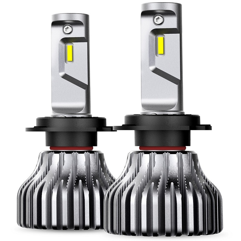 2x Car <font><b>LED</b></font> <font><b>Headlight</b></font> Bulb H4 <font><b>H7</b></font> H11 H8 H9 9005 9006 9012 Headlamp 6000K For Volvo Ford Focus <font><b>VW</b></font> JETTA MK6 GOLF 5 6 7 Skoda Fabia image