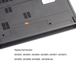 Image 5 - KingSener AS10D31 מחשב נייד סוללה עבור Acer 5742 4551G 4741G 5560G 5741G 5742G 5750G 7750G 7760G AS10D51 AS10D71 AS10D81 AS10D73