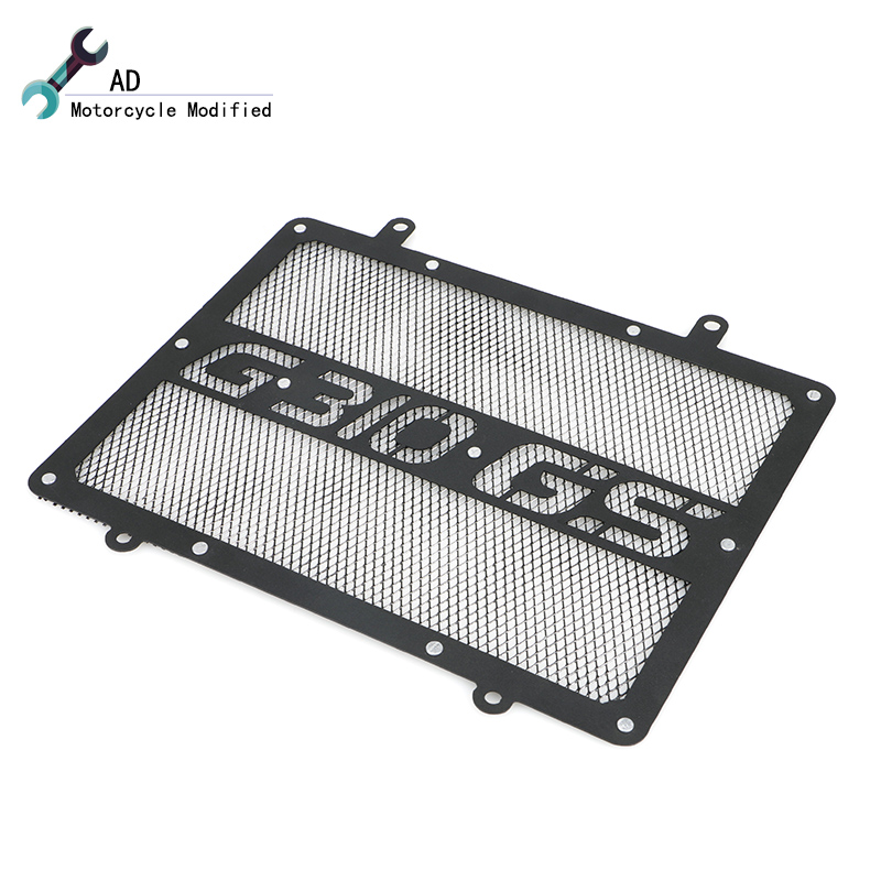 Motorbike Radiator Guard for BMW G310 GS Grille Motorcycle Radiator Cover Protector Accessories G 310 GS G310GS 2017 2018(China)
